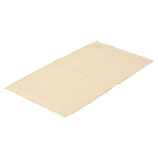 eCarpetGallery Hand Knotted Bungalow Cream Area Rug - 4.5ft.