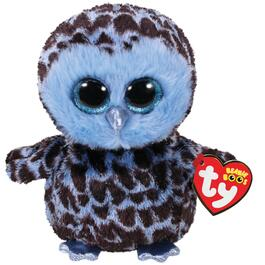 TY Beanie Boos - Yago the Blue Owl