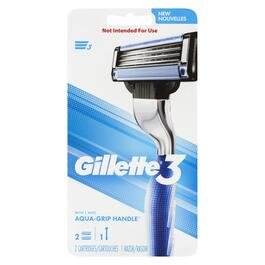 Gillette 3 Men's Razor - 3pc.