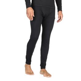 Mountain Ridge Men's Black Micro Denier Thermal Bottoms - S-XL