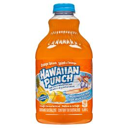Hawaiian Punch Orange Flavoured Drink - 1.8L