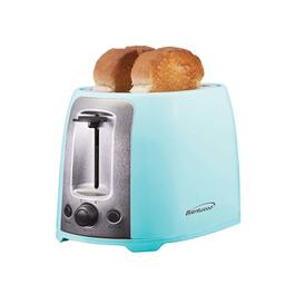 Brentwood Blue Cool Touch 2-Slice Toaster