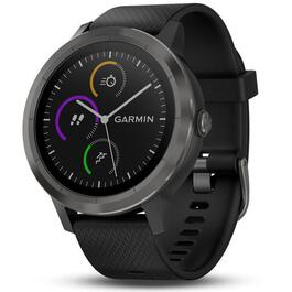 Garmin vívoactive 3 Watch GPS - Slate with Black Silicone