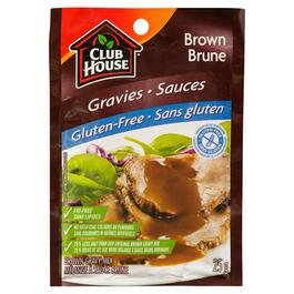 Club House Gluten-Free Brown Gravy Mix - 25g