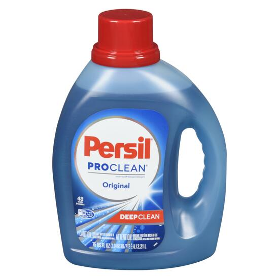 Persil ProClean Power-Liquid Original Laundry Detergent - 2.21L