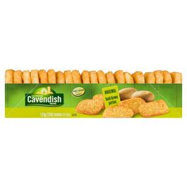 Cavendish Farms Original Hash Brown Patties pk20 - 1.2kg