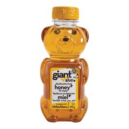 Giant Value Liquid Pasteurized Honey - 375g