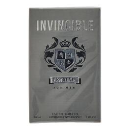 Men's Invincible Eau de Toilette Spray - 100ml