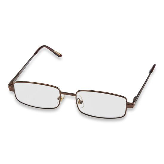 Readers Choice Men's Optimax Reading Glasses - 1.25