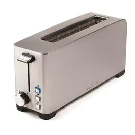 Salton Space Saving Long Slot  Electronic Toaster - 2 Slice