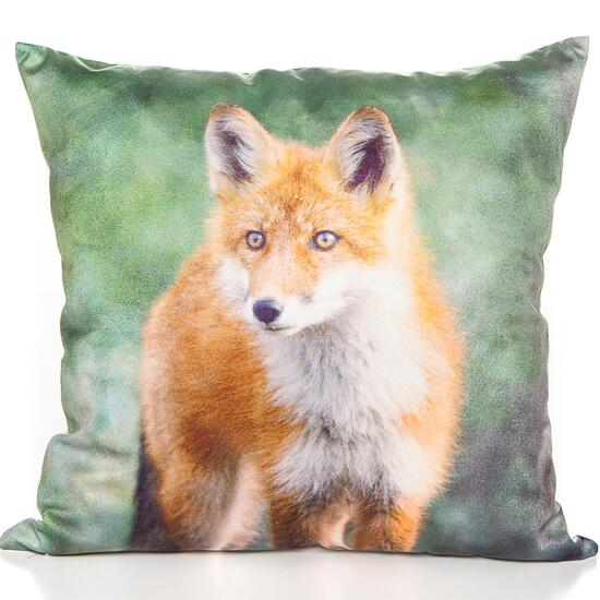 Fox Cushion - 18in.