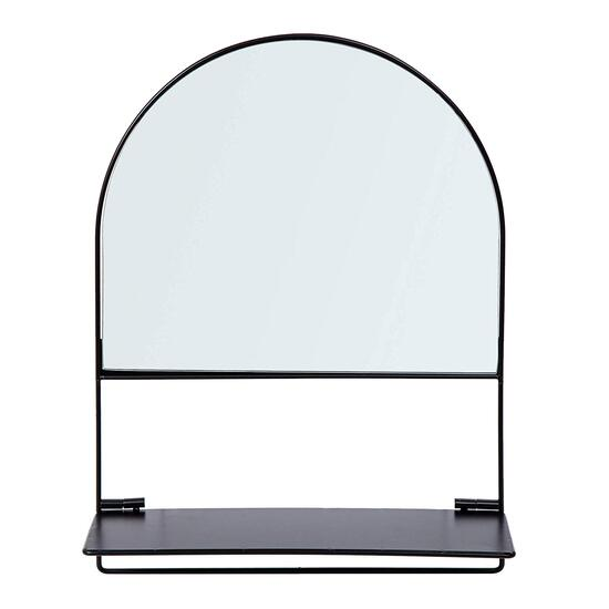 Truu Design Decorative Mirror with Shelf - 15in. x 12in.