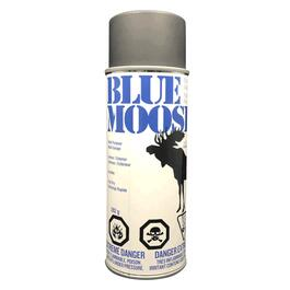 Blue Moose Flat Black Recycled Spray Paint - 290g