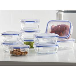 Ekco Glass Food Storage Containers - 20pc.