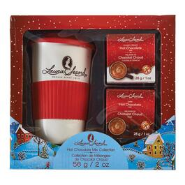 Laura Secord Tumbler with Hot Chocolate Gift Set - 3pc.