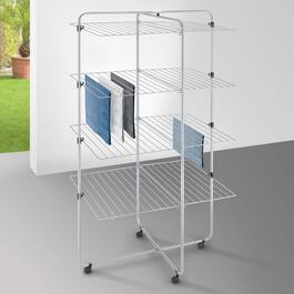 Metaltex 4-Tier Laundry Dryer