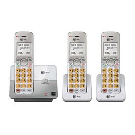 AT&T EL51303 Cordless Phone System with 3 Cordless Handsets