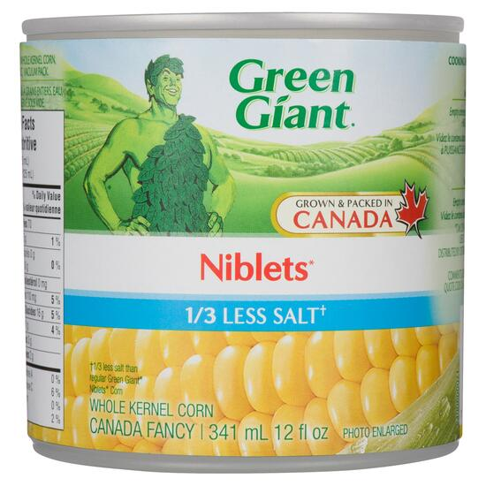 Green Giant Niblets Whole Kernel Corn - 341ml