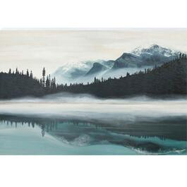 By the Lake Canvas Art - 24in. x 36in.