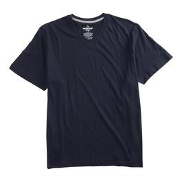 Mountain Ridge Mens Navy Tee - S