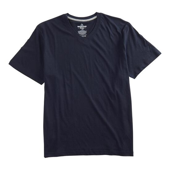 Mountain Ridge Men's V-Neck Tee - L
