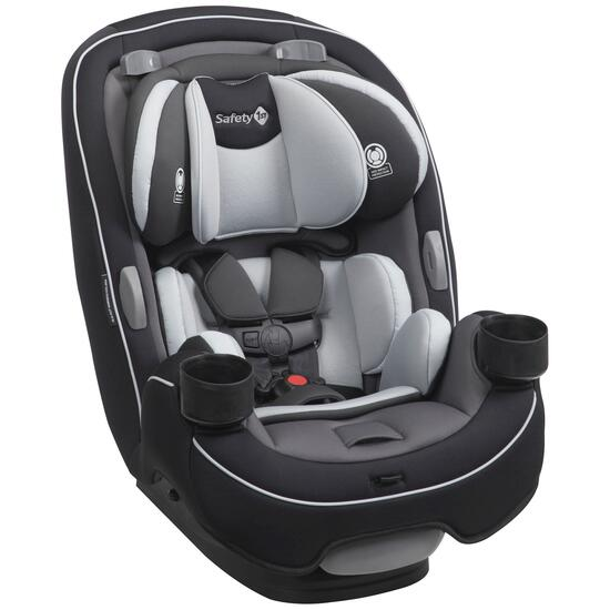 Safety 1st Grow and Go Arb 3-In-1 Car Seat Carbon Ink