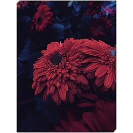 Red Flowers - 18in. x 24in.
