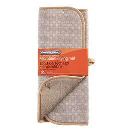 Proctor Silex Taupe Dish Drying Mat - 20in.