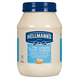 Hellmann's Light Mayonnaise - 890ml