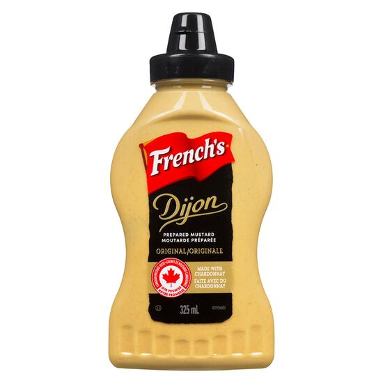French's Dijon Mustard - 325ml