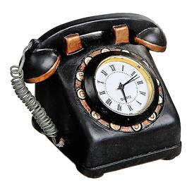 iH Casadecor Vintage Telephone Clock