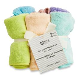 Facecloths 6pk. - 12in.