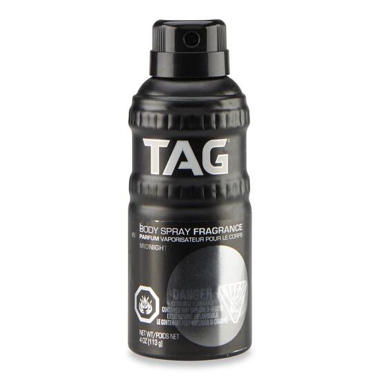 Tag Midnight Body Spray -113g