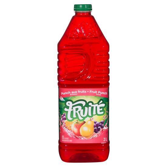 Fruité Fruit Punch Drink - 2L