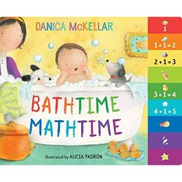 Bath time Math time - English Only
