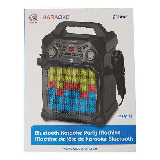 iKaraoke Bluetooth Karaoke Machine