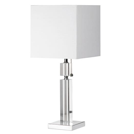 Dainolite Crystal Table Lamp