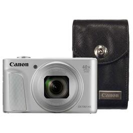 Canon PowerShot SX730 HS Digital Camera - Silver