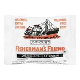 Fisherman's Friend Original Extra Strong Lozenges - 22pk.