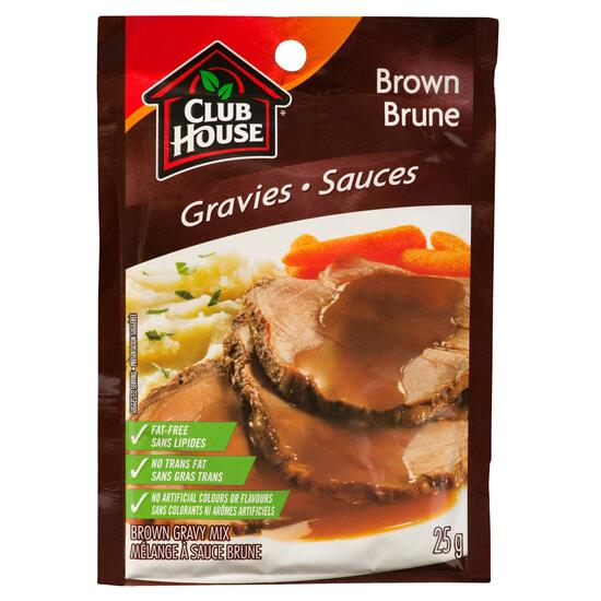 Club House Brown Gravy Mix - 25g