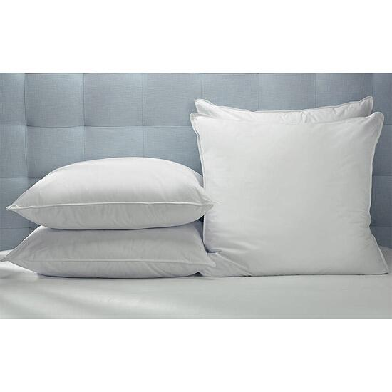 Millano Feather Filled Cotton Pillow Insert - 16in.