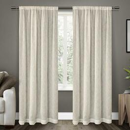 Exclusive Home Belgian Curtain Panels - 2pc.