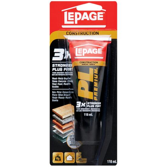 LePage Construction Adhesive - 118mL