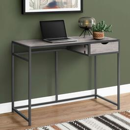 Monarch Specialities Grey Computer Desk-42in.