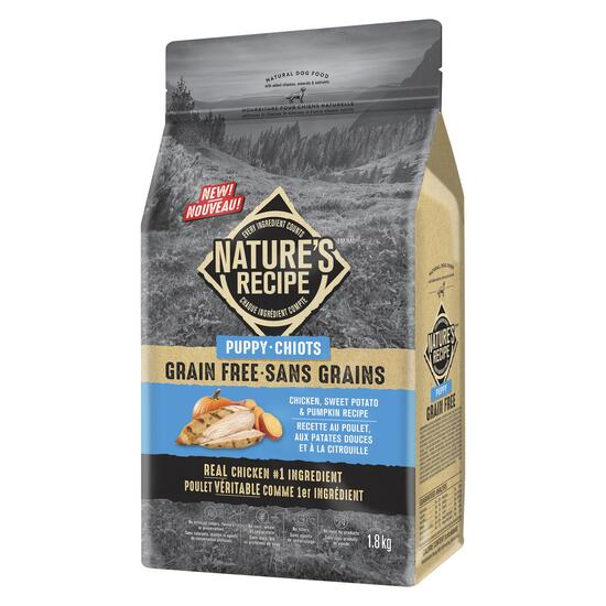 Nature's Recipe Puppy Dry Dog Food - 1.8kg