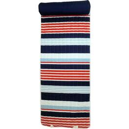 Henryka Beach Roll-up Cushion - Multicoloured