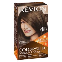 Revlon ColourSilk Beautiful Colour Medium Brown - No. 41