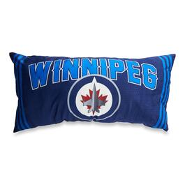 NHL Winnipeg Jets Body Pillow - 36in.
