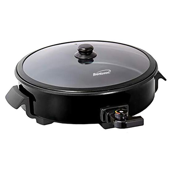 Brentwood Non-Stick Electric Skillet - 12in.