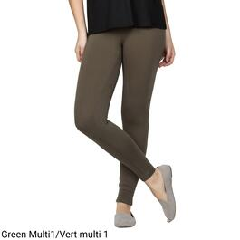 lily morgan Women's Green Crop Leggings - S-XL